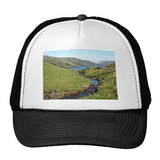 Loch Na Fooey Mesh Hat
