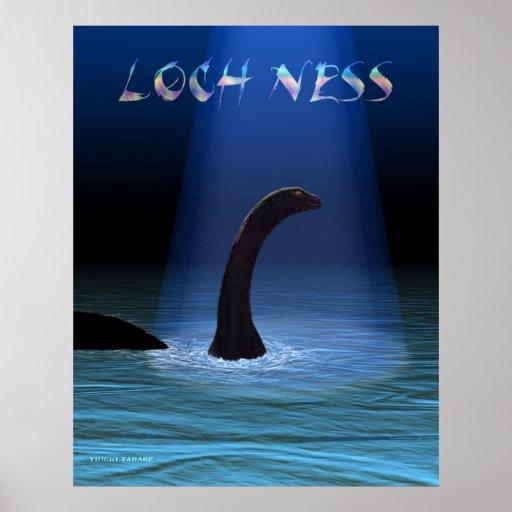 Loch Ness 1 Poster