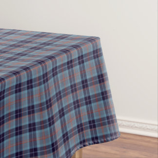Loch Ness District Tartan Tablecloth