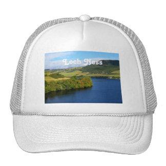 Loch Ness Trucker Hats