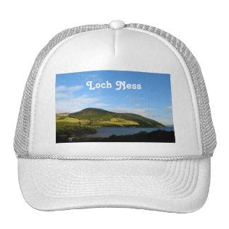 Loch Ness in Scotland Hats
