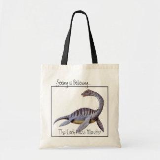 Loch Ness Monster Bag