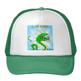 Loch Ness Monster - Hat