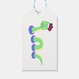 Loch Ness Monster Pack Of Gift Tags