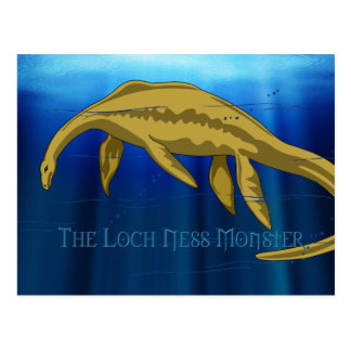 Loch Ness Monster Postcards
