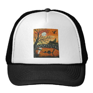 Loch Ness Monster This Halloween Trucker Hat