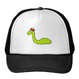 Loch Ness Monster Trucker Hat