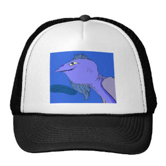 Loch Ness Monster Trucker's Cap! Trucker Hat