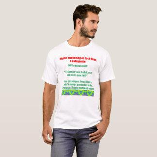 Loch Ness Palindrome T-Shirt
