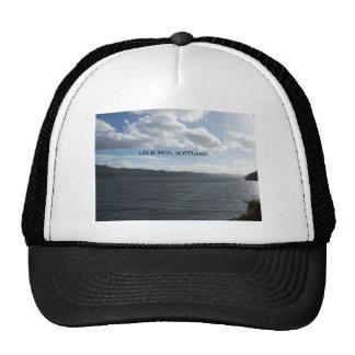 LOCH NESS SCOTLAND TRUCKER HAT