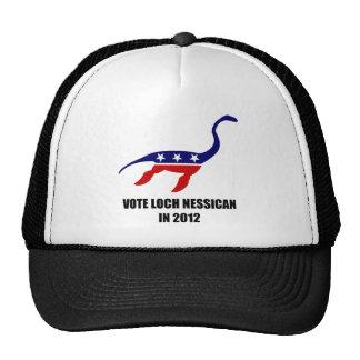 Loch Nessican Trucker Hat