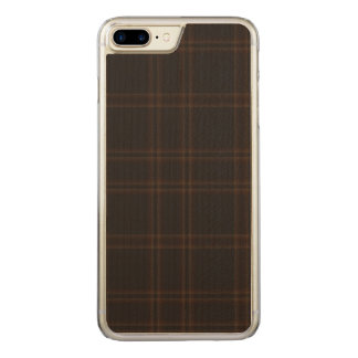 Loch of Aboyne Plaid Carved iPhone 8 Plus/7 Plus Case