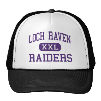Loch Raven - Raiders - High - Towson Maryland Trucker Hat