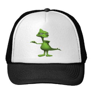 Lochness Monster Trucker Hat