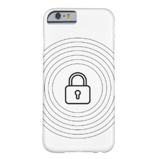 lock barely there iPhone 6 case