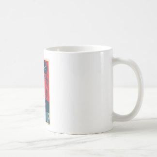 LOCK HIM UP Anti-Trump Hope Poster Coffee Mug