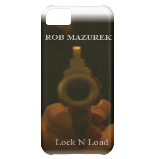 LOCK N'LOAD I-PHONE 5 Protective Case Cover For iPhone 5C