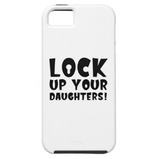 Lock Up Your Daughters! iPhone 5 Cover