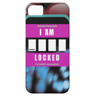 LOCKED HEART iPhone 5 CASE