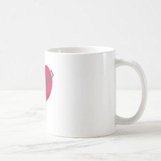 Locked Heart Mug