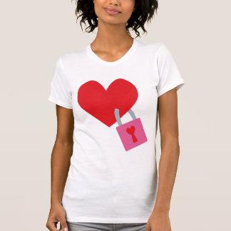 Locked Heart Tshirt