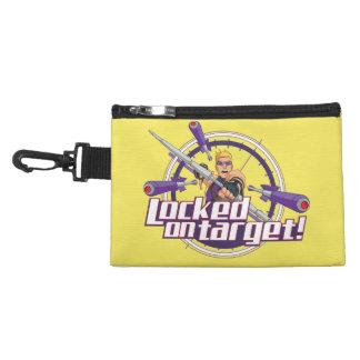 Locked On Target! Accessories Bags