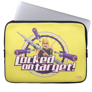 Locked On Target! Computer Sleeves