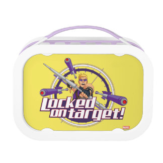 Locked On Target! Lunch Box