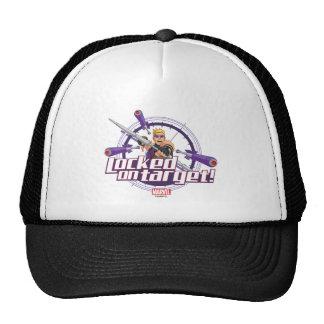 Locked On Target! Trucker Hat