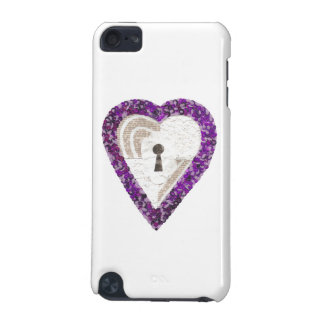 Locker Heart 5th Generation I-Pod Touch Case