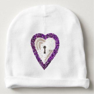 Locker Heart Baby Hat Baby Beanie