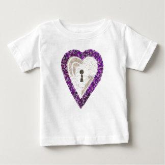 Locker Heart Baby T-Shirt