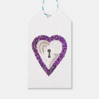 Locker Heart Gift Tags
