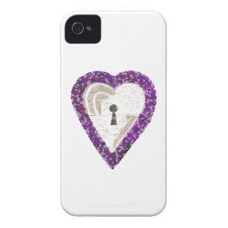Locker Heart I-Phone 4 Case