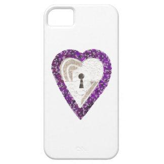 Locker Heart I-Phone 5/5s Case