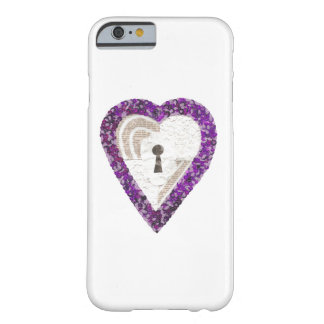 Locker Heart I-Phone 6/6 Case