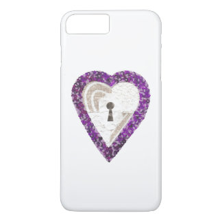 Locker Heart I-Phone 8/7 Plus Case