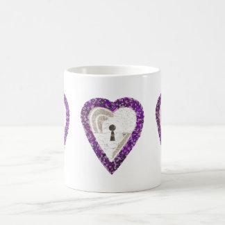 Locker Heart Mug