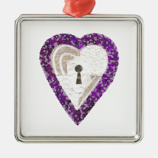 Locker Heart Premium Ornament