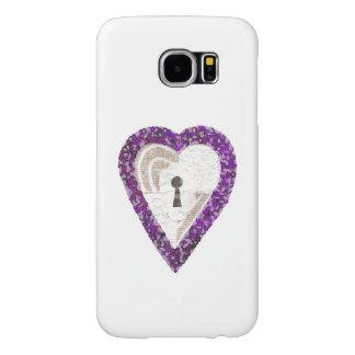 Locker Heart Samsung Galaxy S6 Case