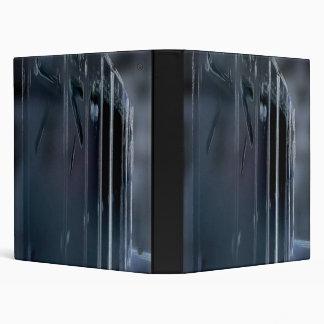 Locker Room Vinyl Binder