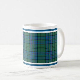 Lockhart Clan Scottish Tartan Coffee Mug