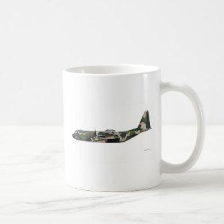 Lockheed C-130 Hercules Vietnam Classic White Coffee Mug