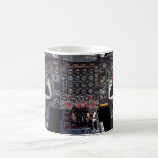 Lockheed Jetstar II Cockpit Coffee Mug