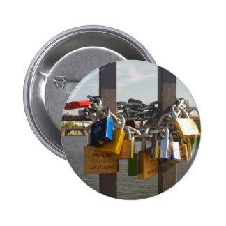 Locks 2 Inch Round Button