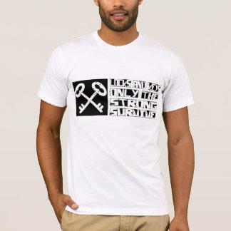 Locks and Keys Survive T-Shirt