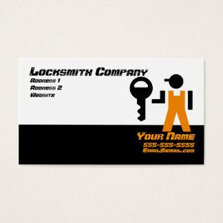 Locksmith Business Card