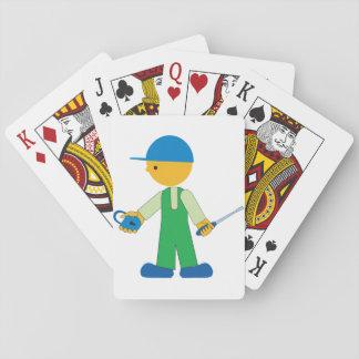 Locksmith Playing Cards