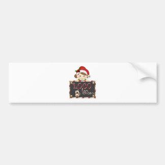 Loco for Cocoa Bumper Sticker