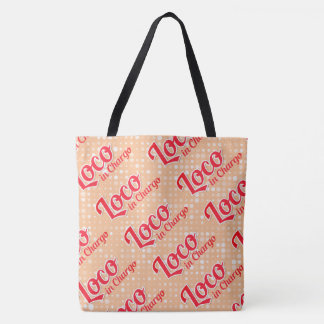 Loco in Chargo Tote Bag